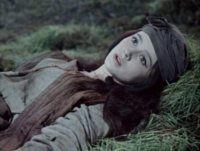 Панночка из фильма «Вий»