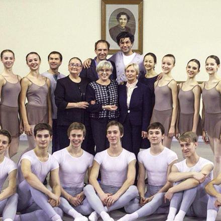 Рэйф Файнс в Петербурге Алиса Фрейндлих