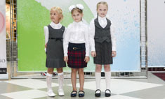Скоро в школу! Модная одежда для детей!