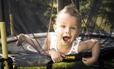 Прыг-скок: как правильно выбрать детский батут