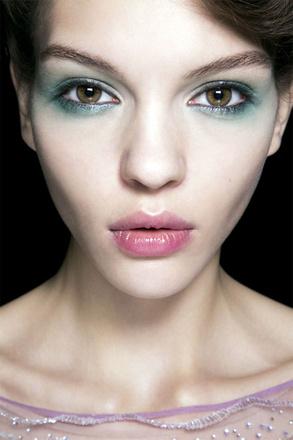 Цветной макияж от Givenchy