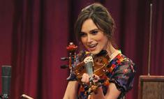 Музыкальная пытка: Кира Найтли сыграла на скрипке