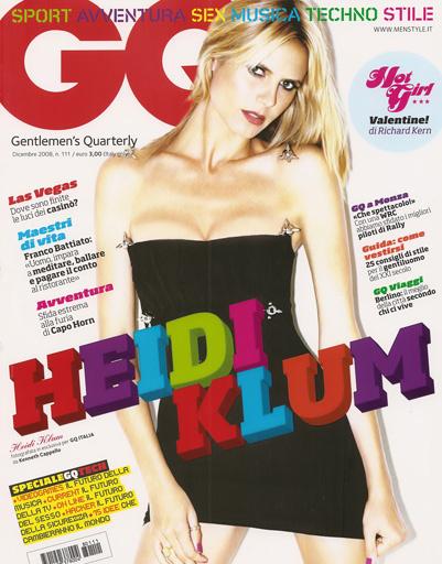 Хайди Клум (Heidi Klum) - жертва фотошопа