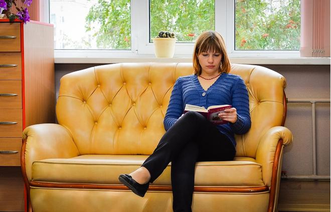 Самые популярные книги в библиотеках Томска