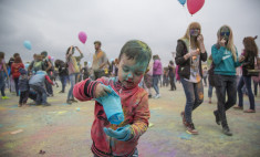 Фестиваль красок вернулся в Уфу!