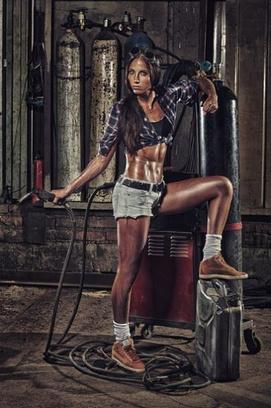 фитнес-леди, голосование, анна чачуева, магнитогорск