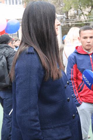 Беременная Исинбаева