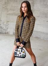 Дженнифер Коннелли и Алисия Викандер в новой рекламной кампании Louis Vuitton