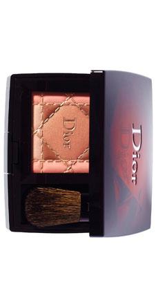 Компактные румяна с эффектом загара, Dior Bronze