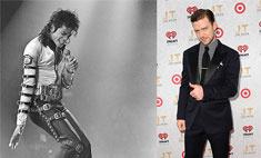 Тимберлейк спел дуэтом с Майклом Джексоном