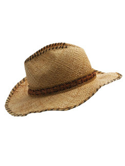 Соломеная шляпа Top Shop