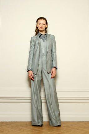 Yves Saint Laurent, круизная коллекция, лето 2009