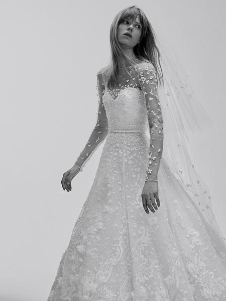 Лучшие коллекции Недели свадебной моды   галерея [12] фото [7]