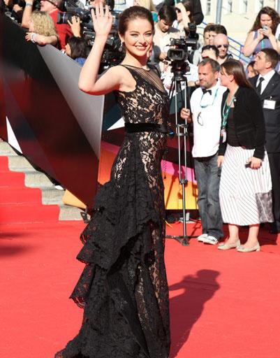 Марина Александрова на ММКФ-2013