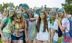Фестиваль красок в «Арлекино»: полный фотоотчет