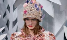Лагерфельд создал для Chanel необычную коллекцию