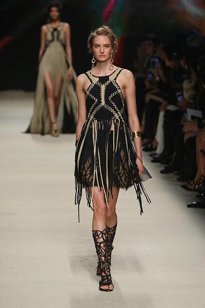 Неделя моды в Милане: день первый   галерея [1] фото [3]