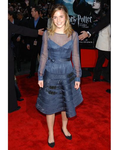 Эмма Уотсон (Emma Watson), 2005 год