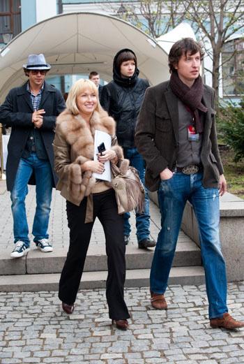 Ирина Пономарева, Павел Деревянко, Дарья