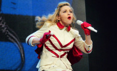 Фигура Мадонны – это самоотверженный труд