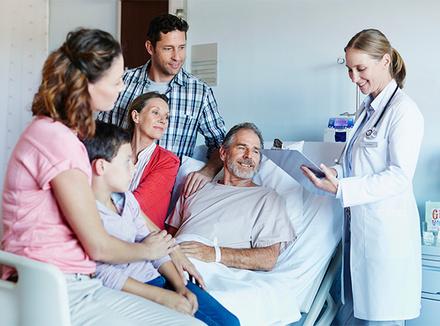 Семья как союзник врачей