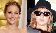 До и после: Дженнифер Лоуренс сильно поправилась