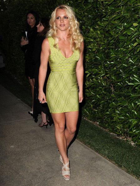 Бритни Спирс, 2011 год