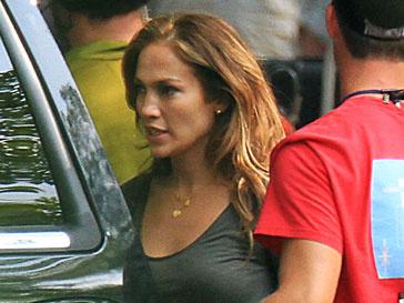 Дженнифер Лопес (Jennifer Lopez) обнажилась для Vanity Fair