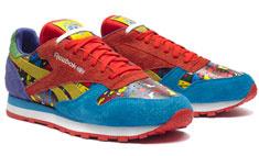Reebok выпустил коллекцию ярких кроссовок