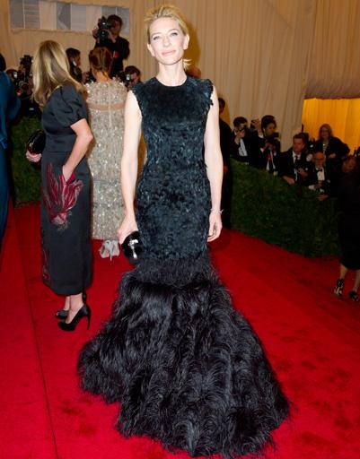 Кейт Бланшетт (Cate Blanchett), 2012 год
