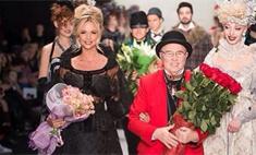 Неделя моды: на подиуме звезды шоу-бизнеса