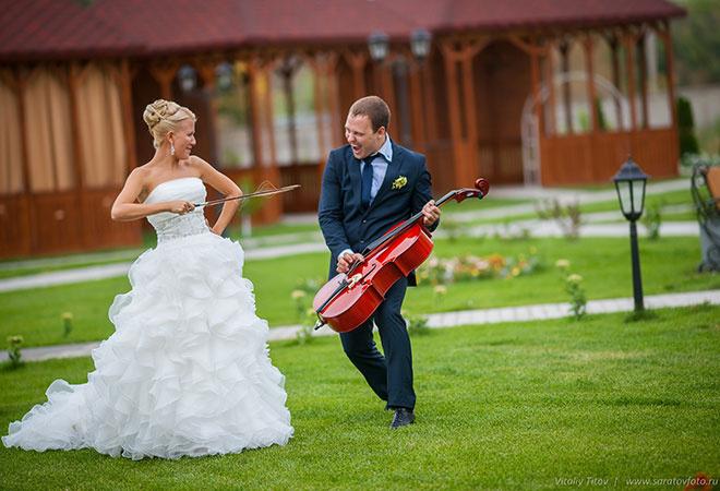 Свадебные фотографы Саратова