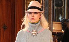 В Зальцбурге прошел показ Chanel Metiers d'Art