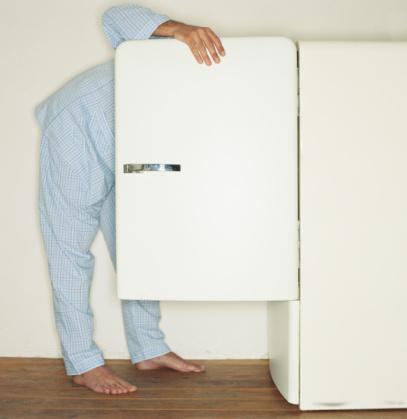 холодильник, как правильно хранить продукты