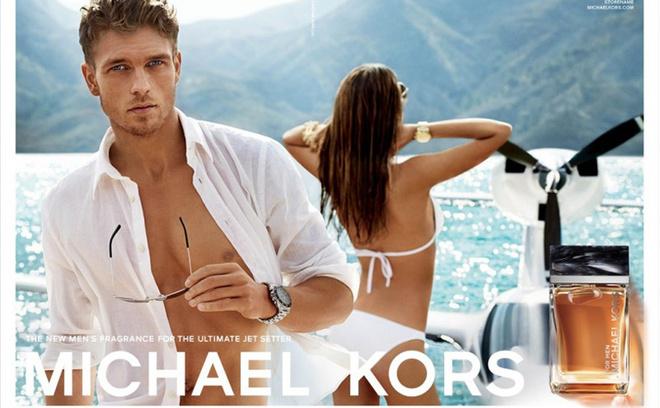 рекламная кампания Michael Kors
