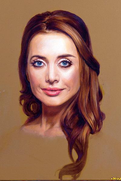 Последний портрет Жанны Фриске может спасти жизнь ребенку