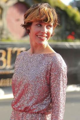 Эванджелин Лилли, 2012 год.