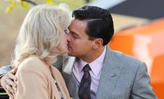 Новые кадры: романтический поцелуй Леонардо Ди Каприо