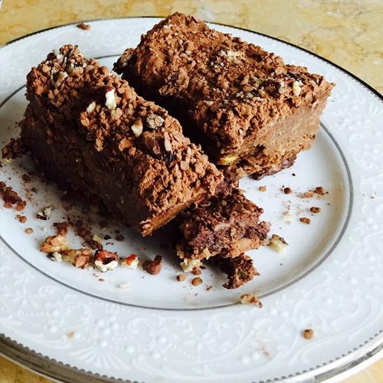 Сыроедческий торт рецепт