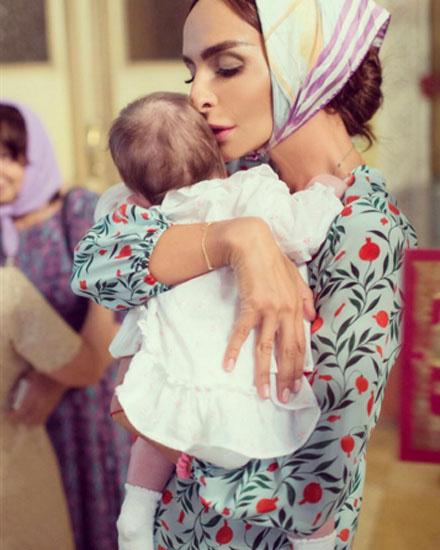 Екатерина Варнава стала мамой