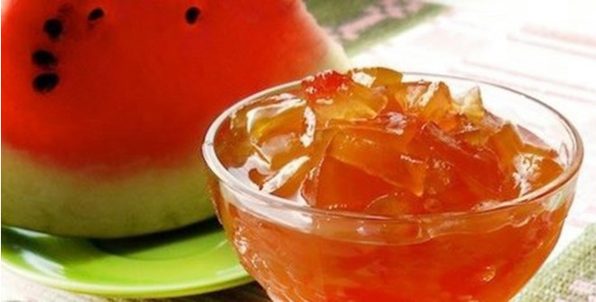 рецепт арбузного варенья
