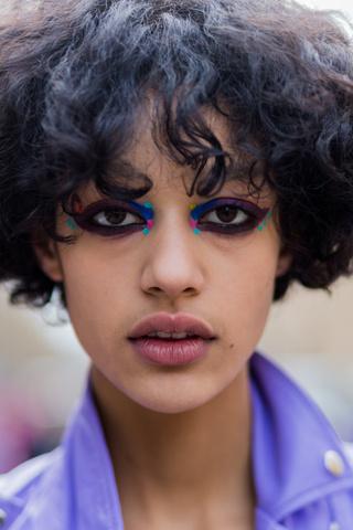 Модные тенденции в макияже и прическах 2017: Александр Васильев