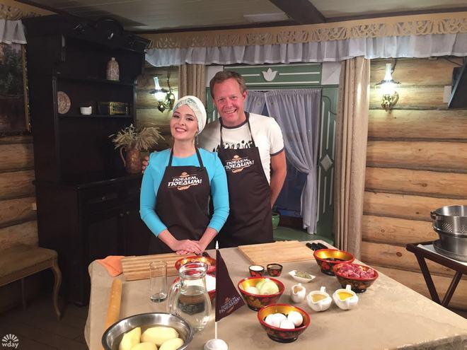 НТВ Поедем поедим в Казани, Эльмира Калимуллина
