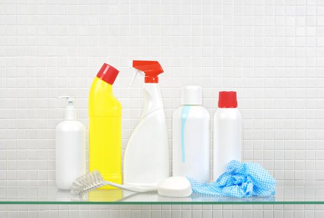 Как почистить канистру от зелени