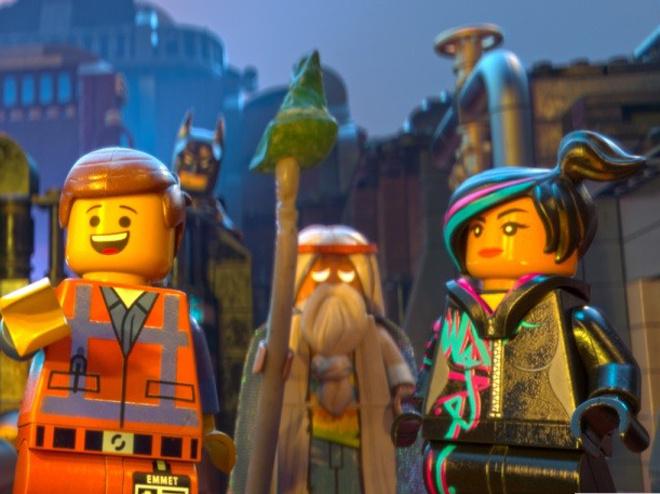 Лего Фильм 3D