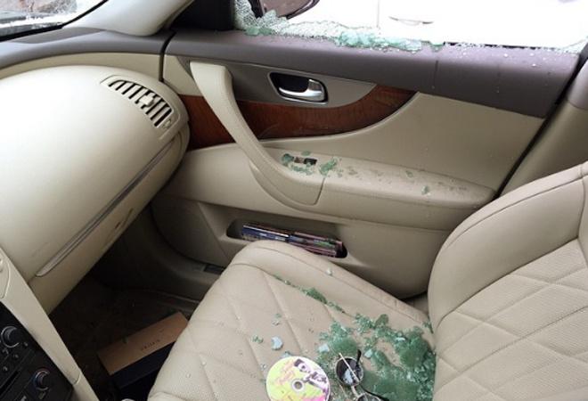 Машина Алены Водонаевой: фото