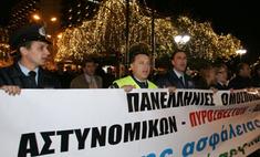 Жизнь Греции вновь парализована из-за забастовок