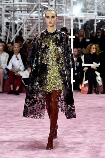 Показ Dior Haute Couture   галерея [1] фото [13]