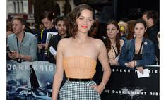 Звезды посетили премьеру «Темного рыцаря» в Лондоне