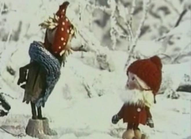 """""""Новогодняя сказка"""" мультфильм 1972 фото"""